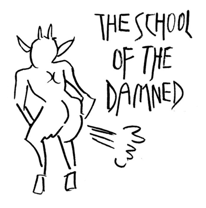 School of the Damned Talk