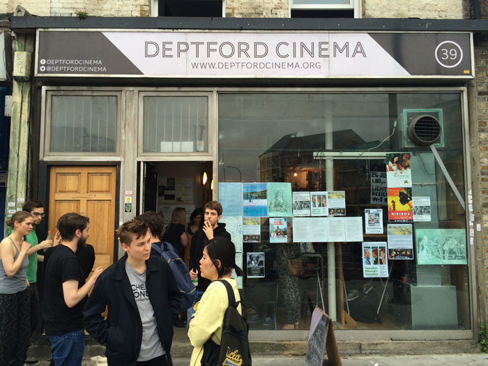 Evening Class at Deptford Debates the EU Referendum: What Now?