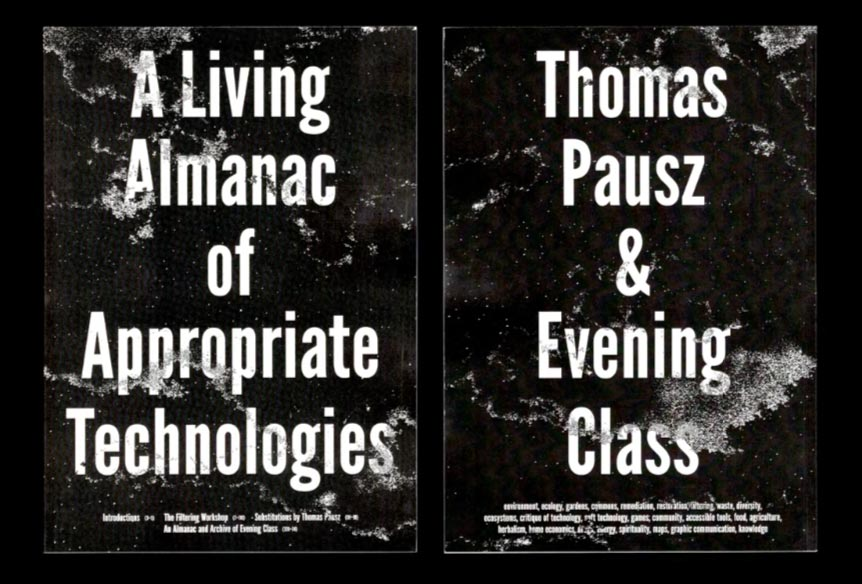 A Living Almanac of Appropriate Technologies