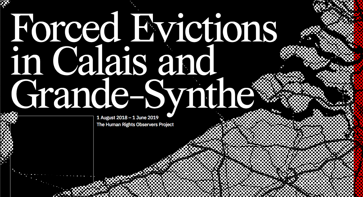 Forced Evictions report